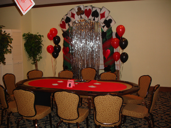 Poker Tables, Texas Hold-em